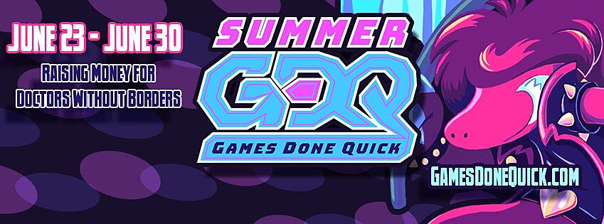 SGDQ 2019 raises over $3 million in charity, breaking