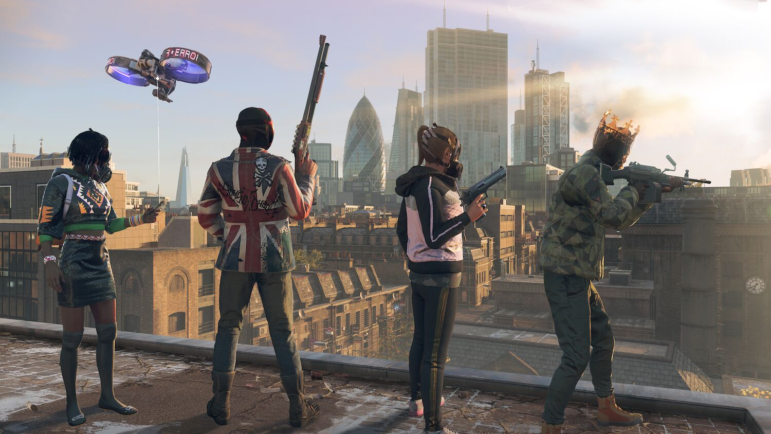 Ubisoft defends Watch Dogs Legion's use of spec work via HitRecord