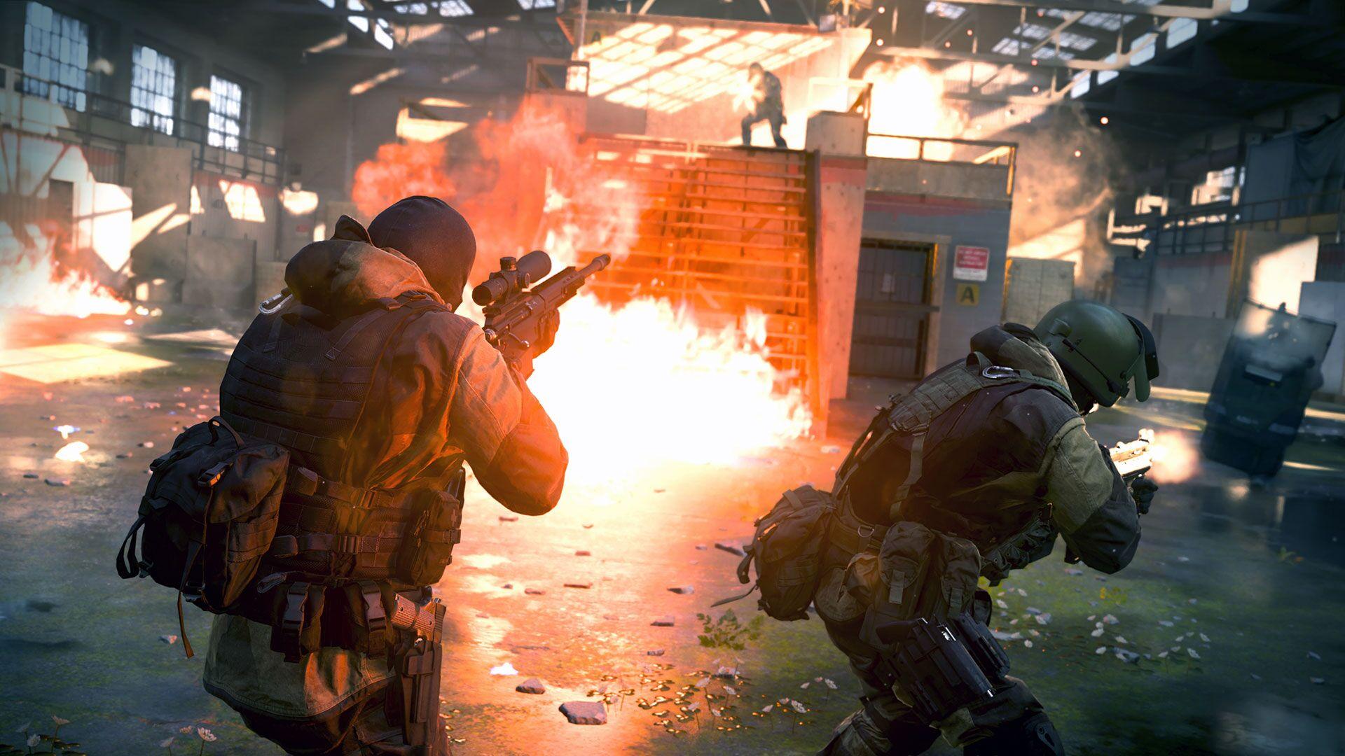 Call of Duty: Modern Warfare announces plans for a Battle Pass