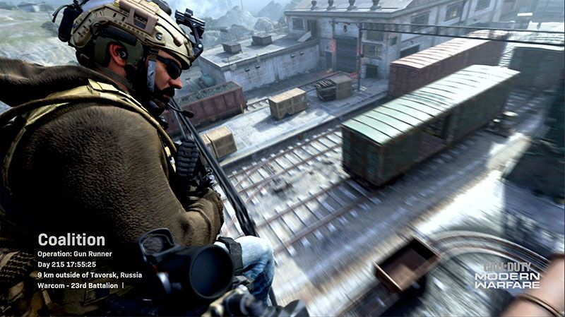 New Call of Duty: Modern Warfare patch brings more nerfs to 725 shotgun