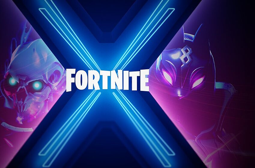 Fortnite Season 10 teaser suggests a 'twist' on the past