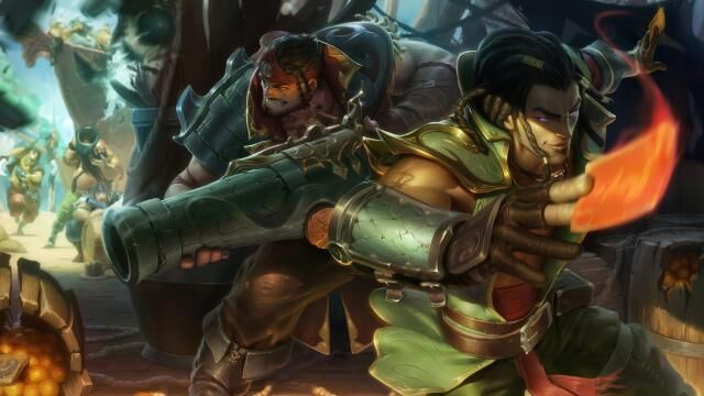 Teamfight Tactics patch 9.14 adds Twisted Fate and Ranked, addresses RNG
