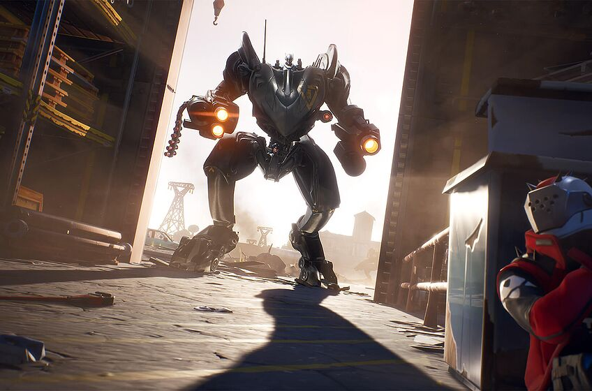 Fortnite: Epic is making a small but important change to the B R U T E