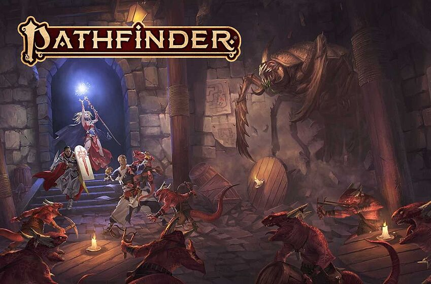 Image result for pathfinder second edition