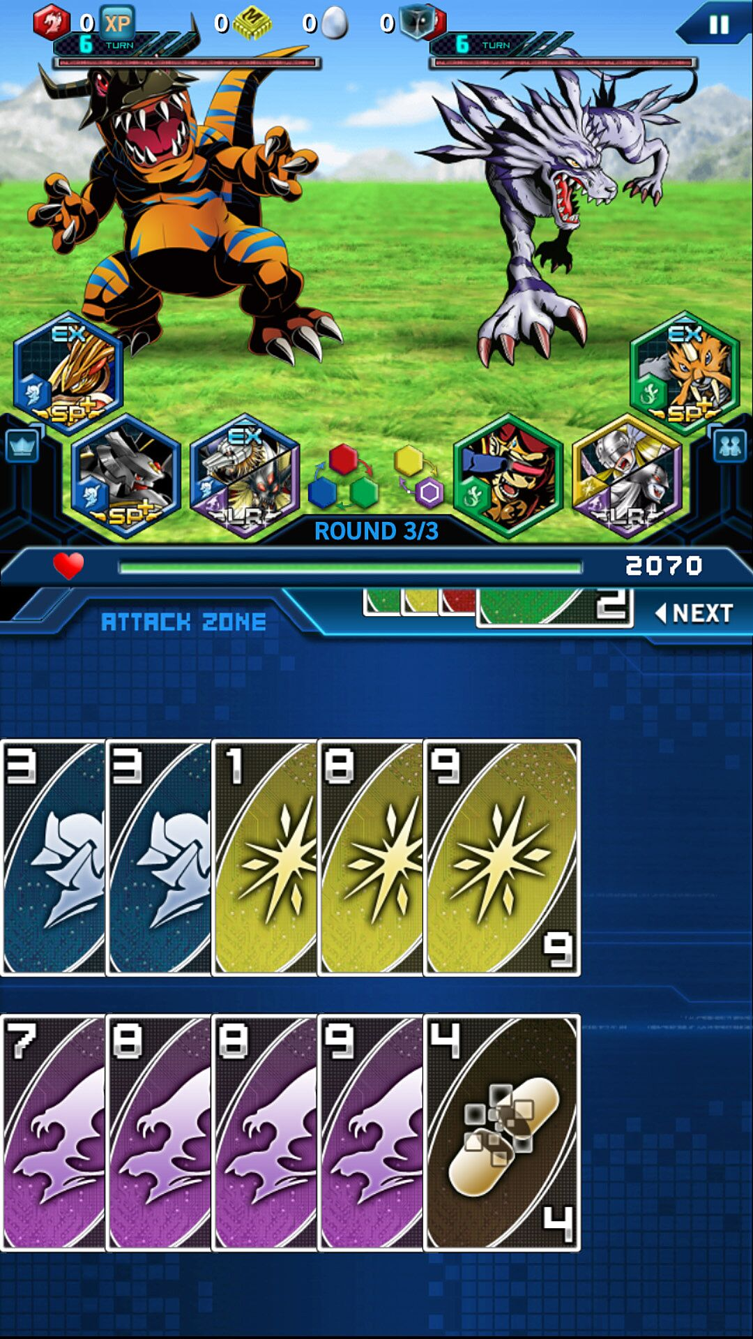 Digimon Heroes! Match-3 Card Battler Now Live On Mobile