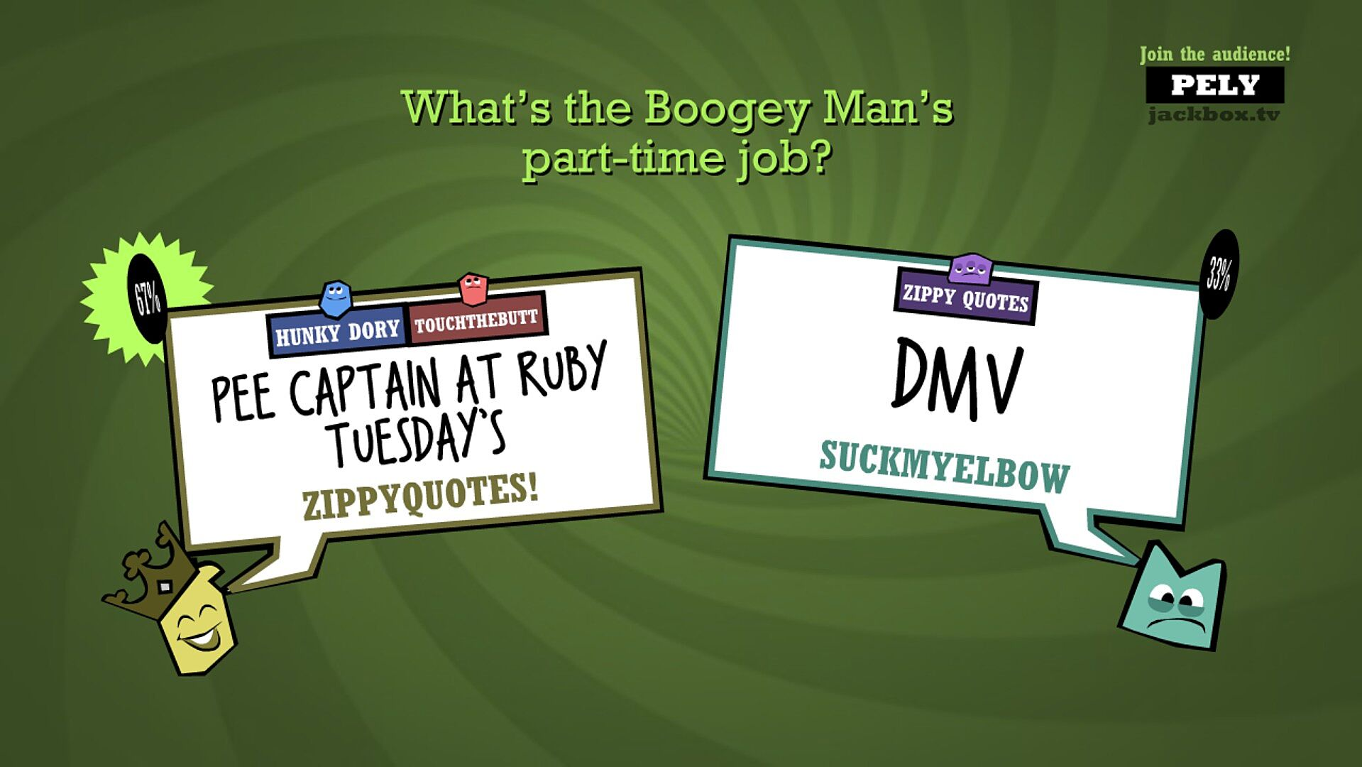 9b7a2078e Jackbox Party Pack 3 Review: Thinking Outside The Box