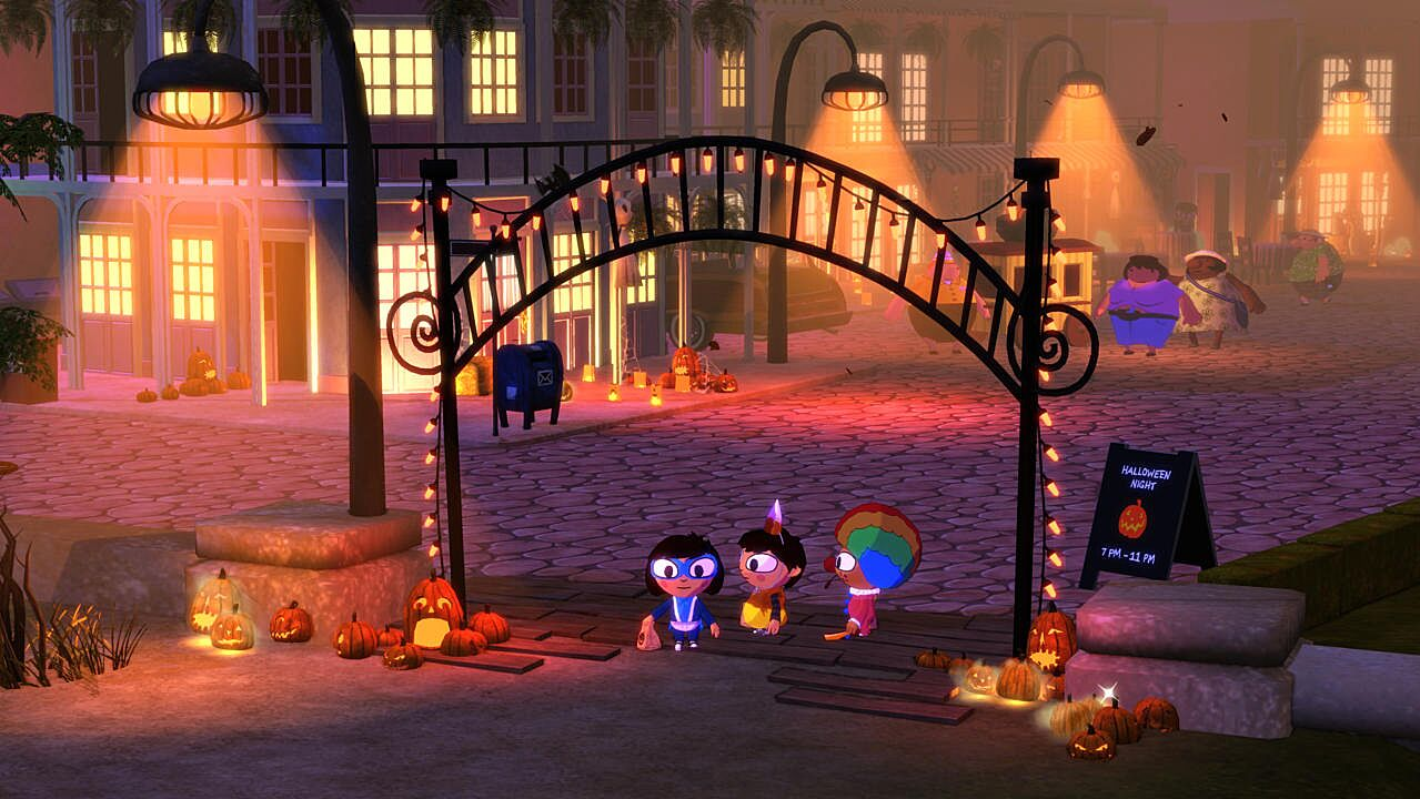 Twenty Video Games To Play This Halloween Season