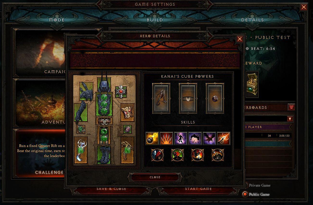 Diablo  Necromancer Beta Builds