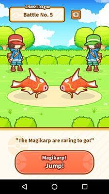 magikarp jump league play