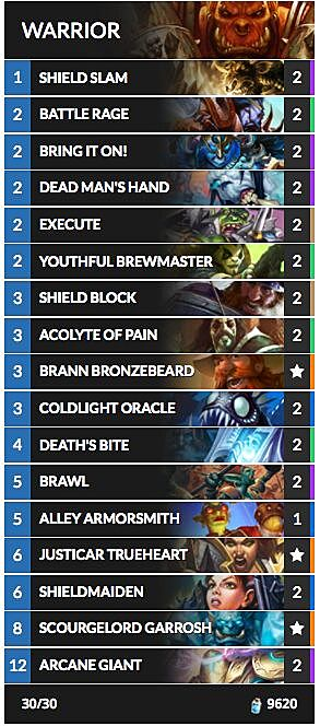 Hearthstone: How to defeat The Lich King with all 9 classes