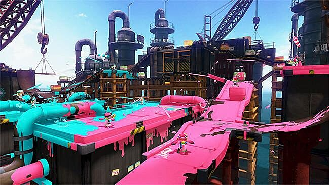 5 old stages we want to see return in splatoon 2