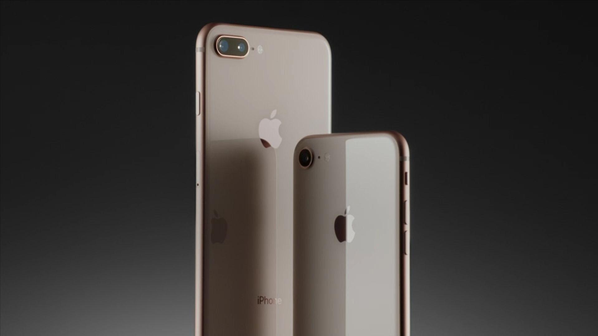 IPhone 8 Reveal Screenshot