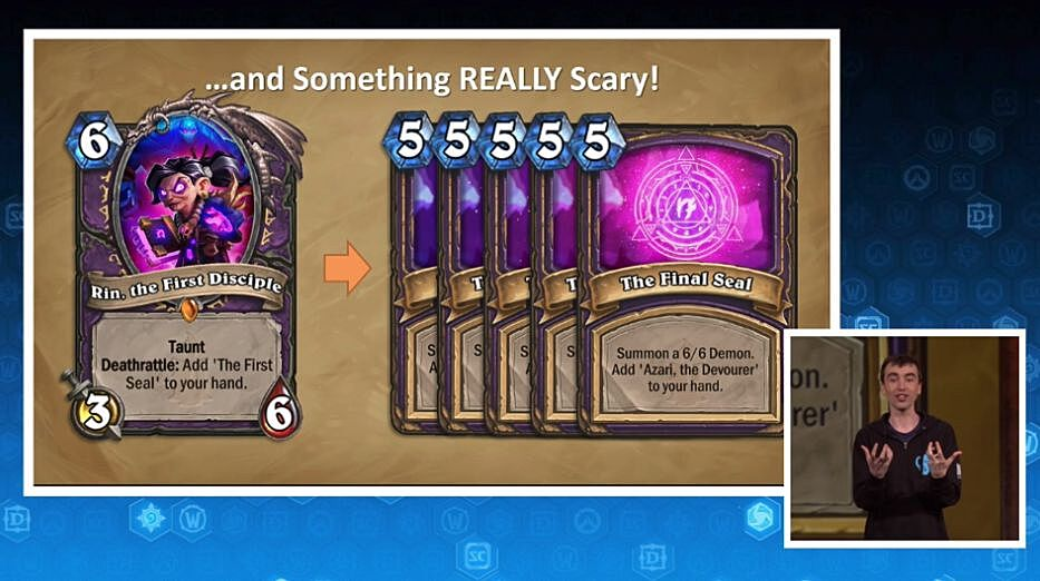 BlizzCon 2017 What To Expect From Hearthstone Kobolds