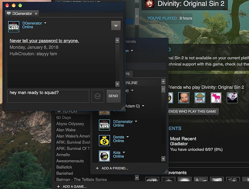 5 features we want to see in a Steam UI update - Page 2
