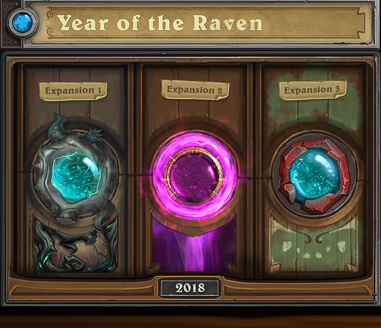 Hearthstone's Year of the Raven expansions: Our thematic predictions