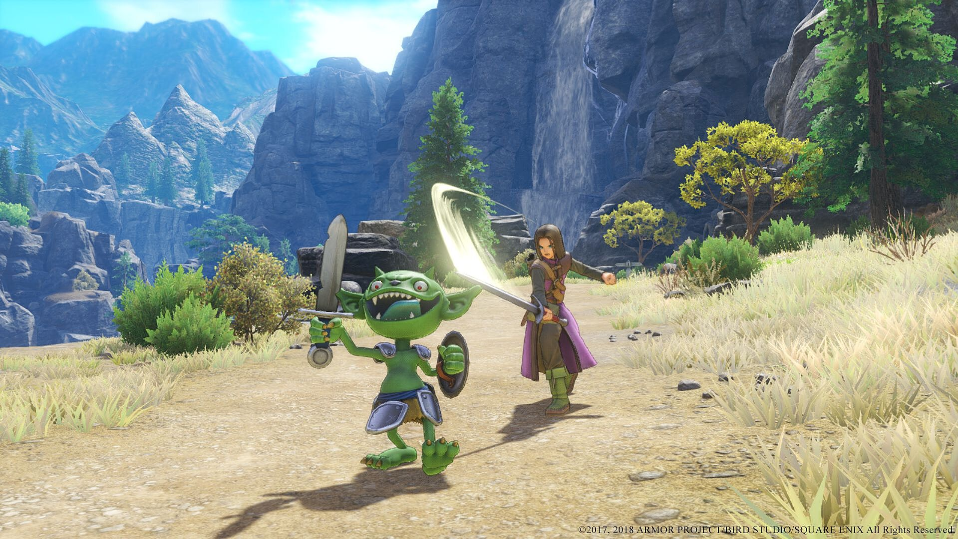Dragon Quest XI: Newcomers fear not! | PAX East 2018 preview