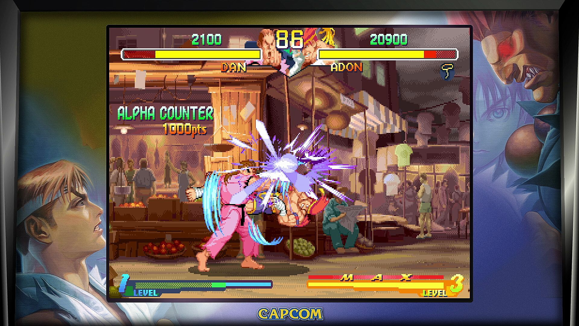Street Fighter 30th Anniversary Collection review: No quarter(s)