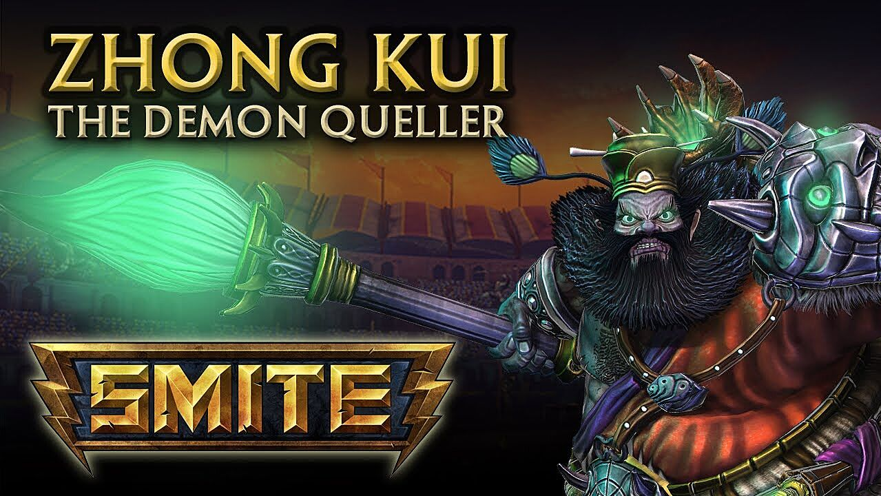 SMITE 5 9 update: Hi-Rez pushing mages, killing support classes