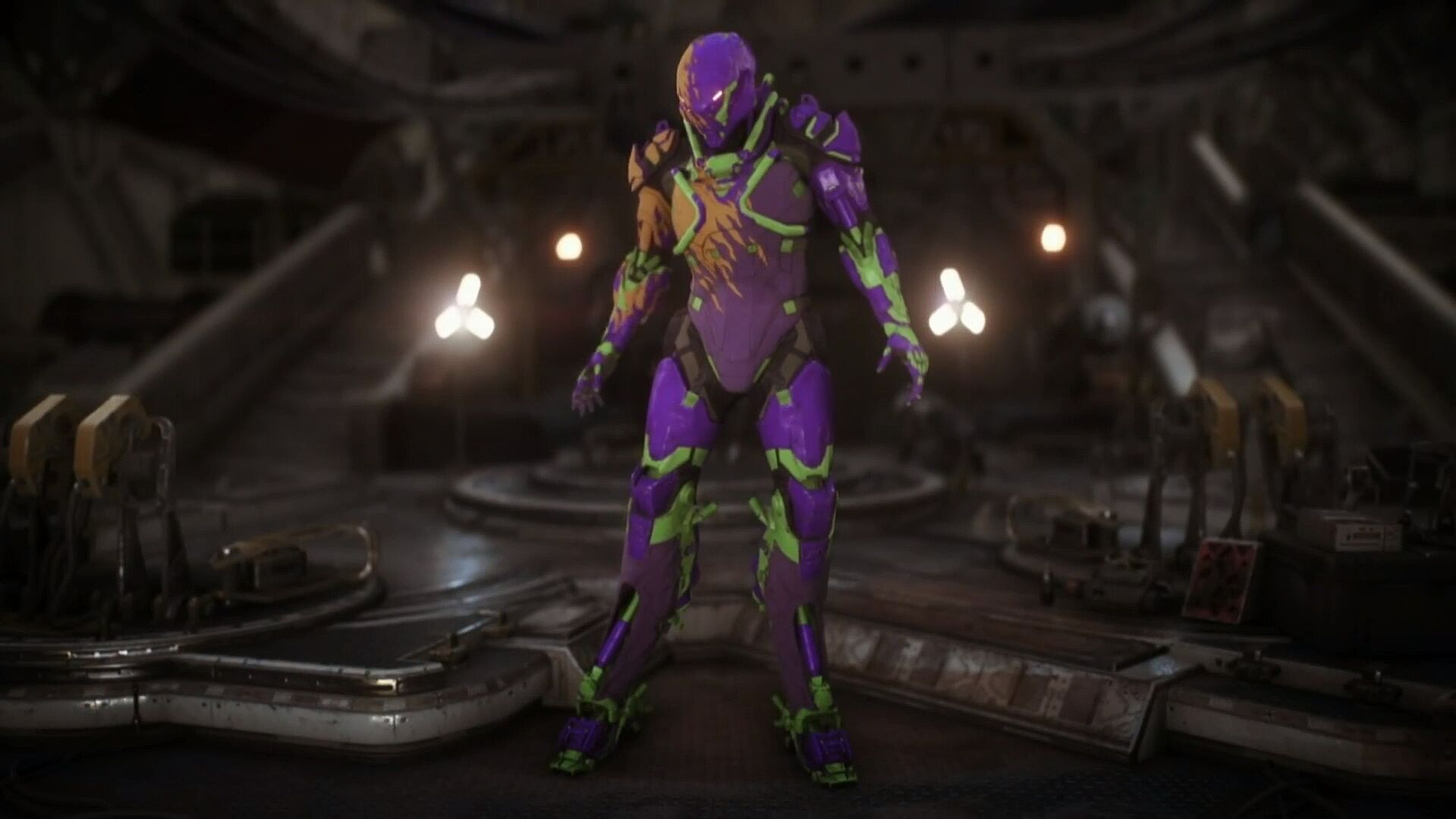 seven big differences between anthem and destiny 2