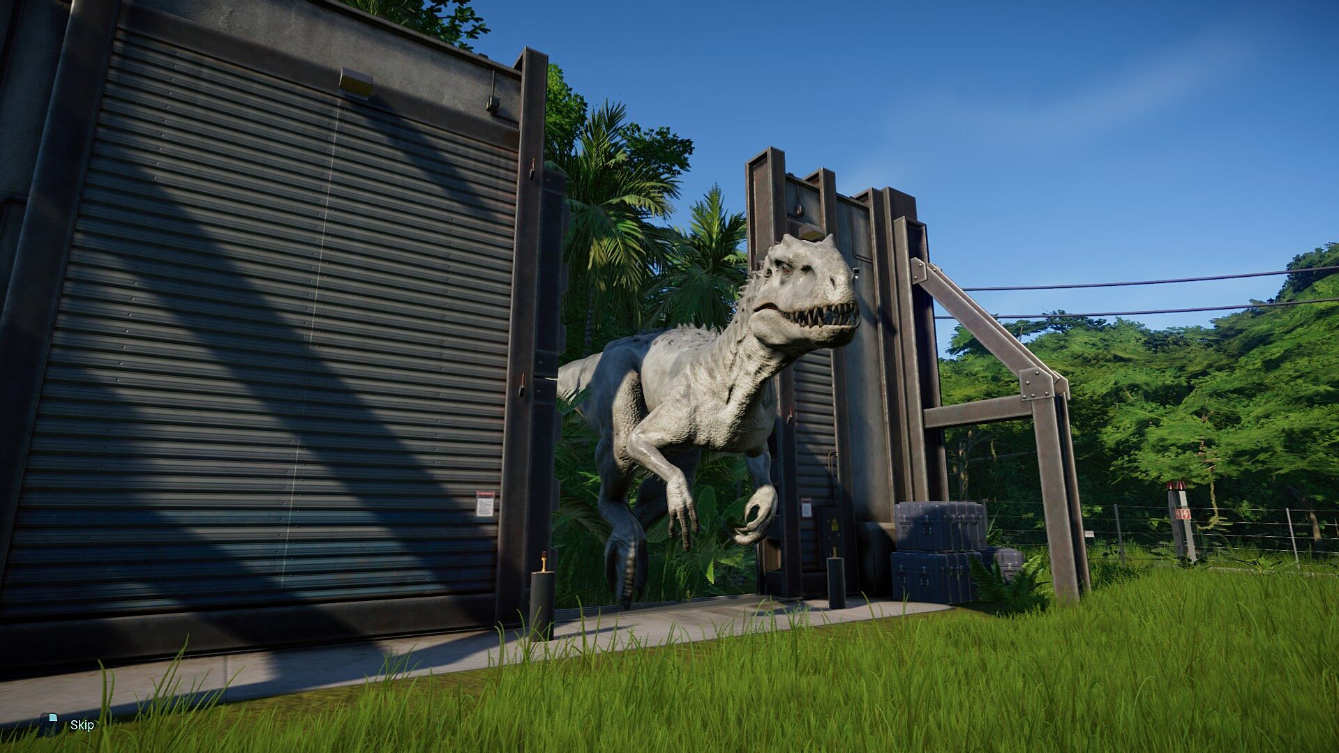 Jurassic World Evolution review: Life will find a way