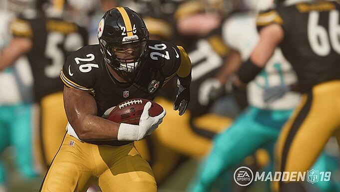 Madden NFL 19: The top 5 running backs at launch