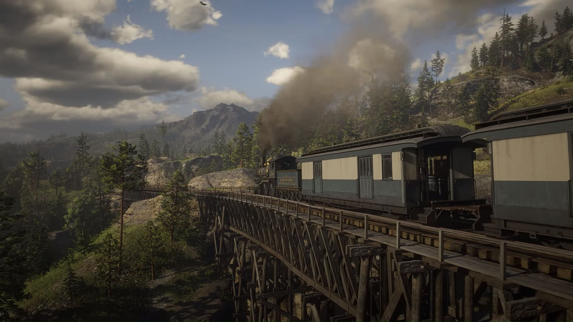 Image result for red dead redemption 2 train death