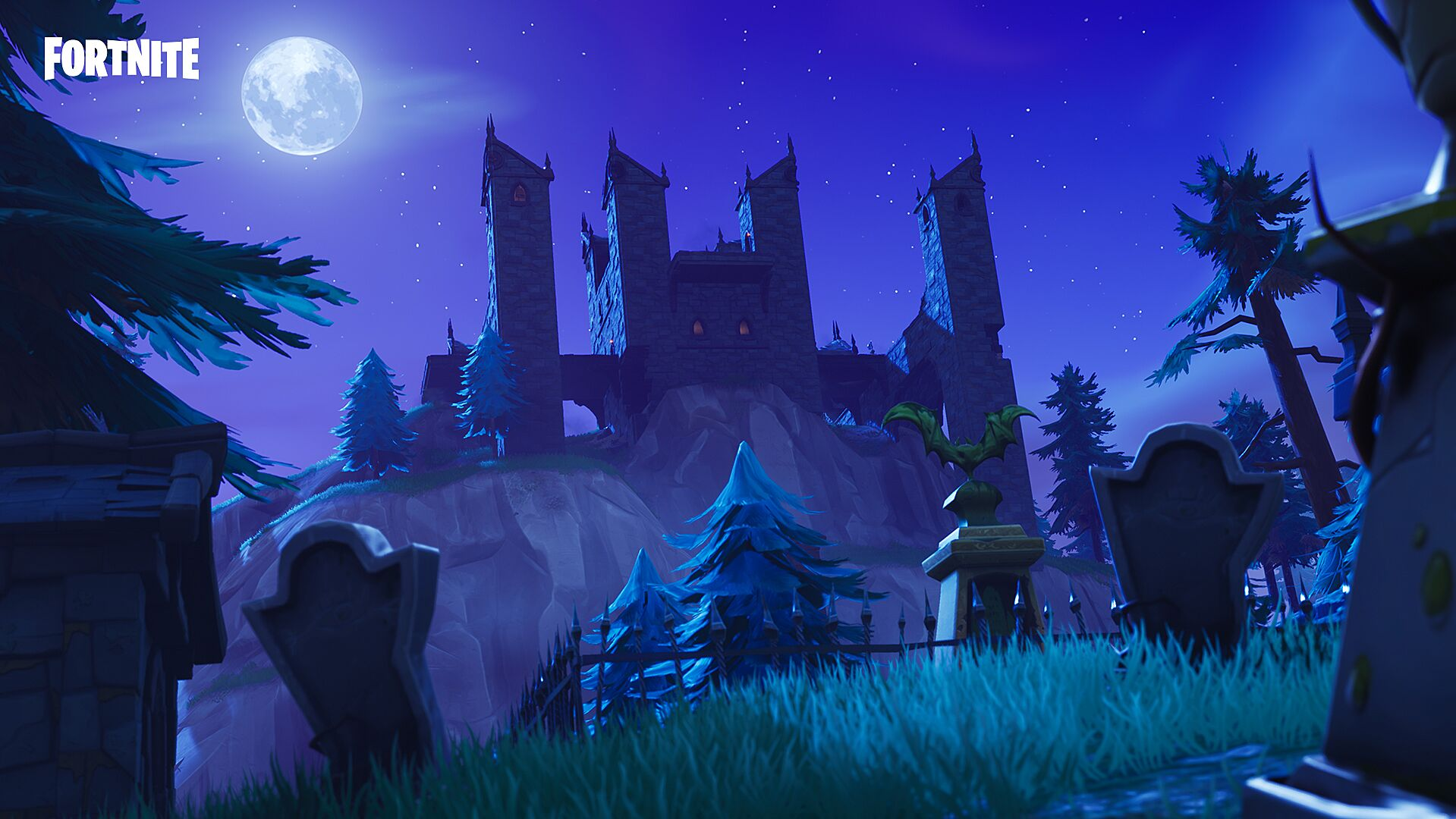 Fortnite Haunted Castle Sc Ranked Mode Is Here