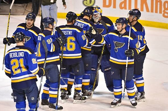 Which St Louis Blues Players Are Under The Most Pressure To Contribute As Season Hits Its Home Stretch