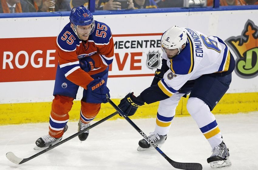 St. Louis Blues Hope to Stay Hot in Nail Yakupov's Return to Edmonton