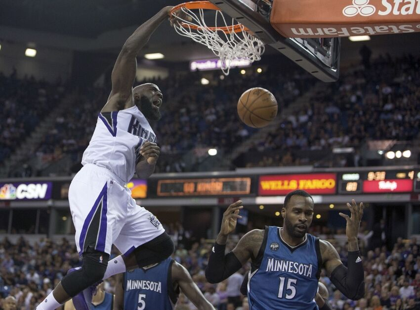 Should the Sacramento Kings Re-sign Quincy Acy?