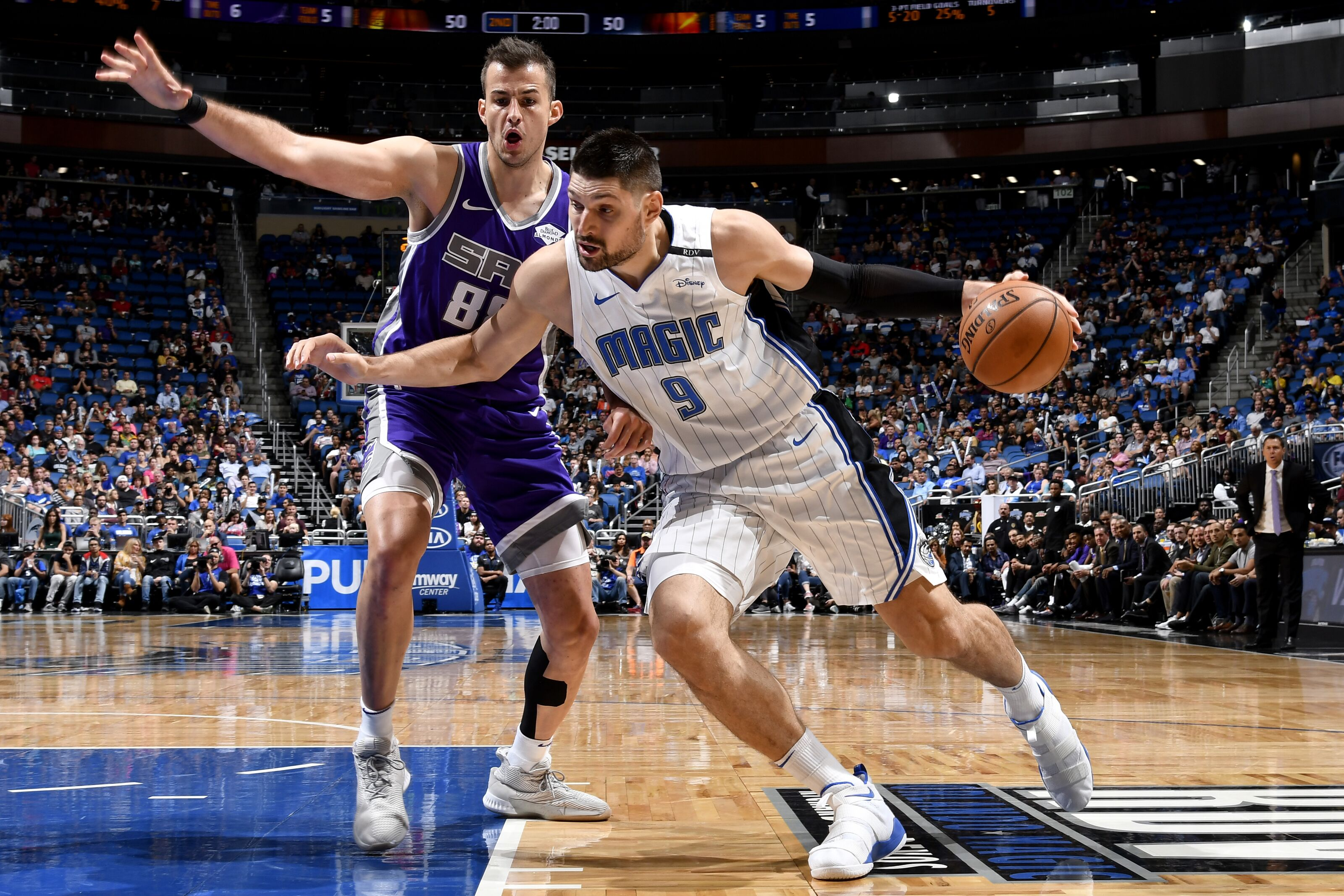 Sacramento Kings: Why Passing On Nikola Vucevic Is A Good Thing