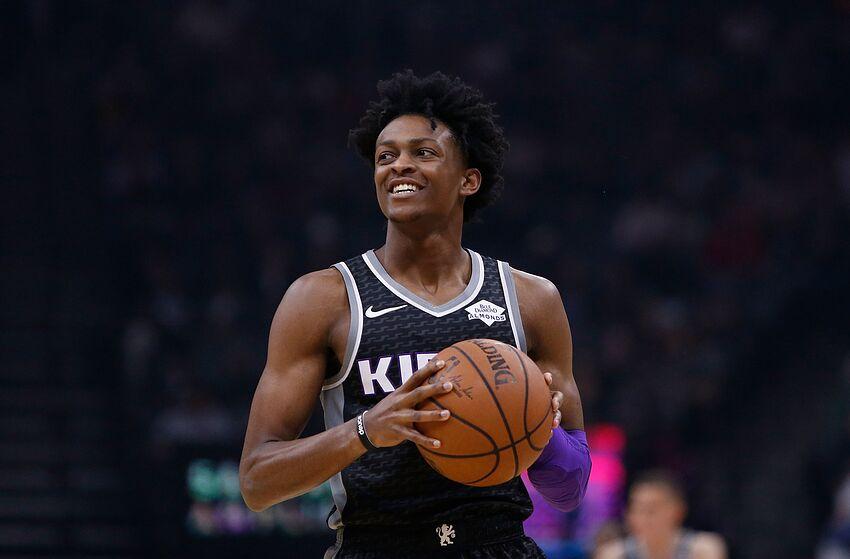 Sacramento Kings: De'Aaron Fox Snubbed In NBA 2K Ratings