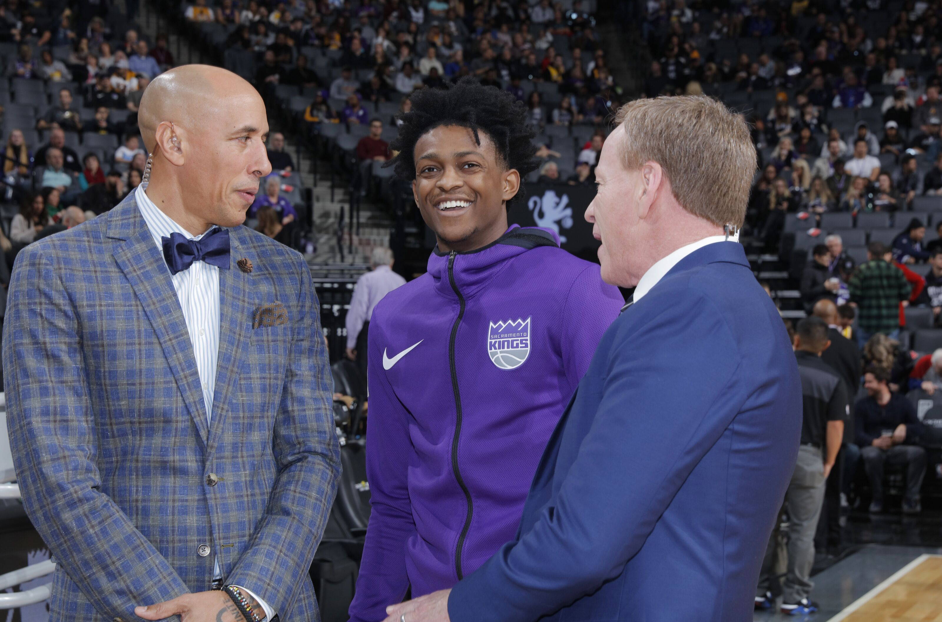 Sacramento Kings: Veterans And Youngster Talk Hoops & The Future