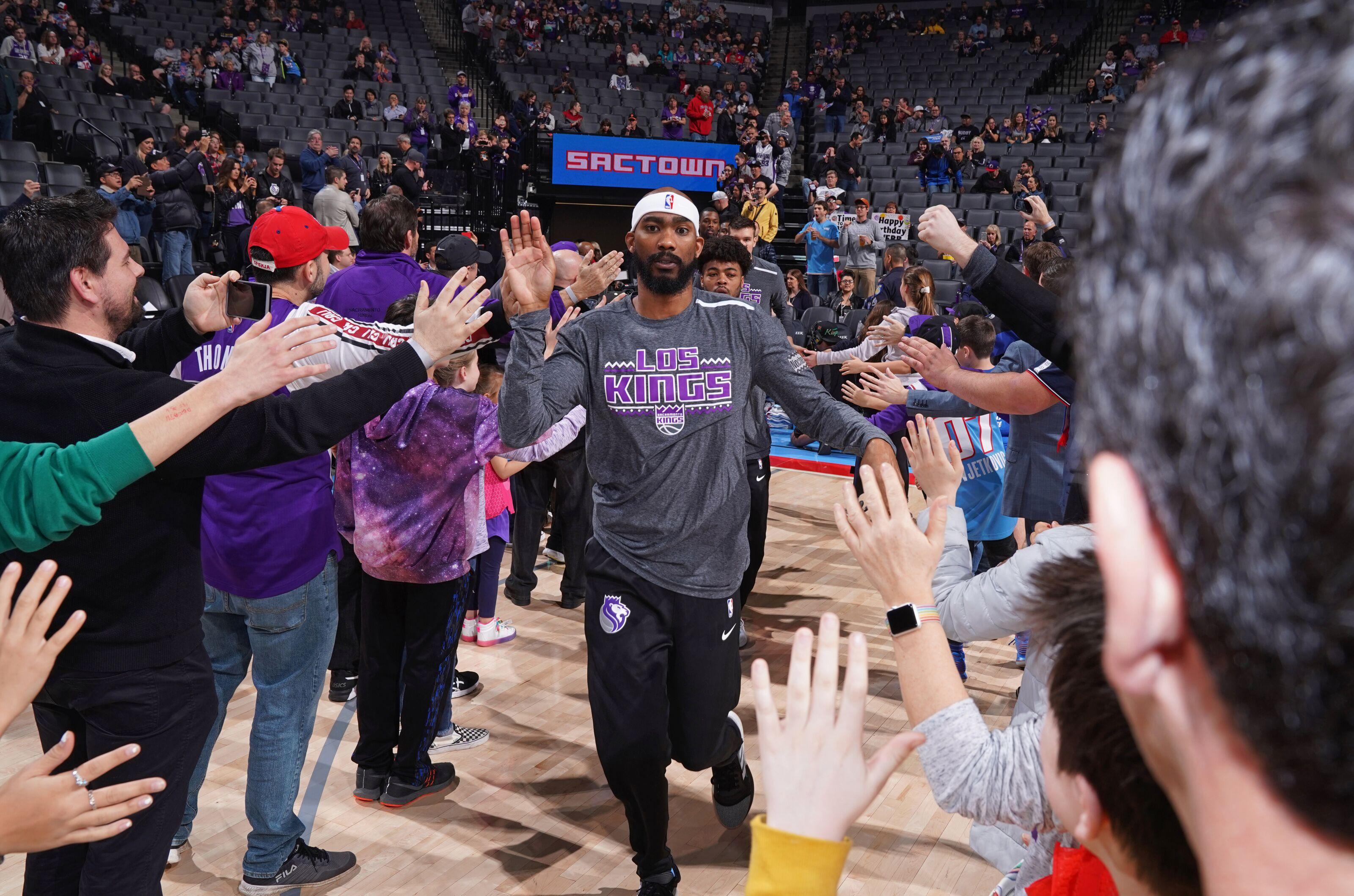 Sacramento Kings: Corey Brewer Wants To Remain In Sacramento