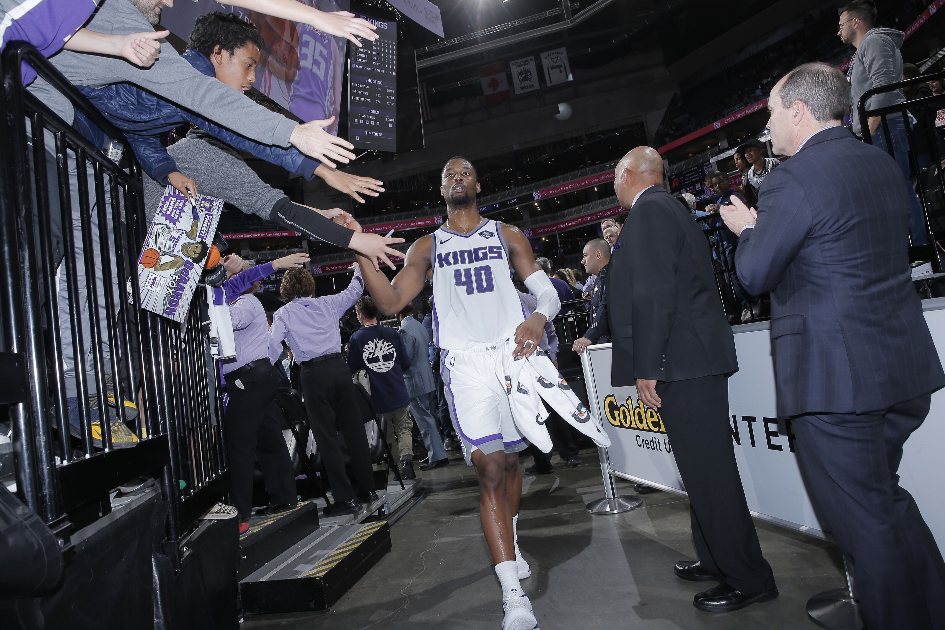 What does Harrison Barnes' opt-out mean for the Sacramento Kings?