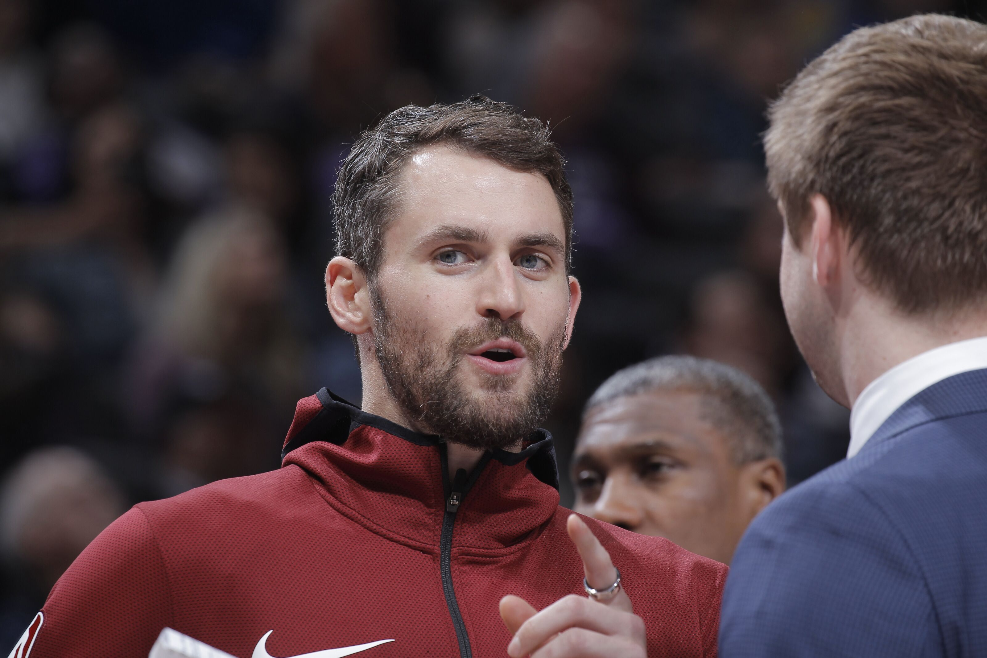 No, The Sacramento Kings Shouldn't Trade For Kevin Love