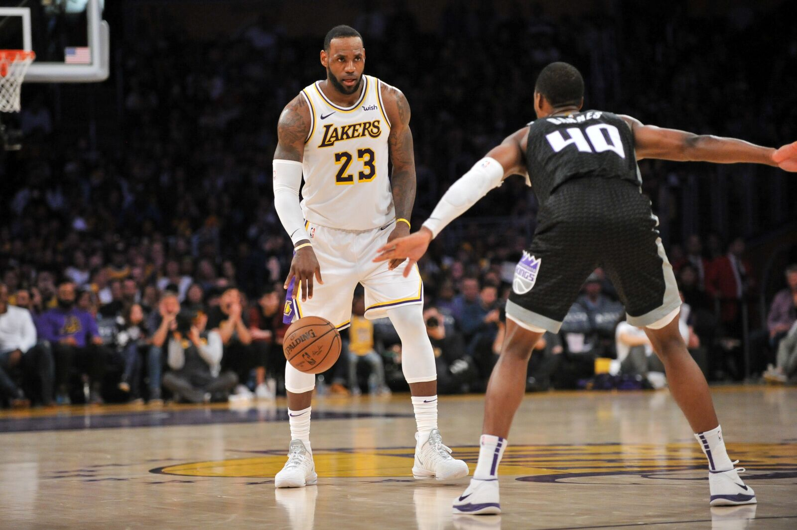 Defense Will Be Key In Game Against Lakers