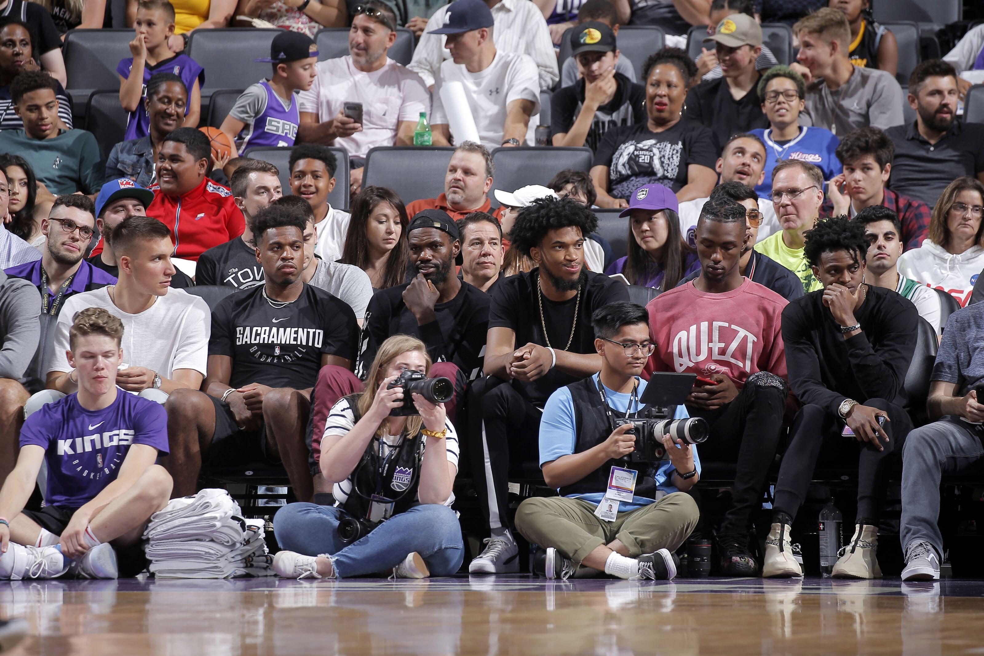 Sacramento Kings: Predicting The 2019-20 Starting Lineup - Page 4