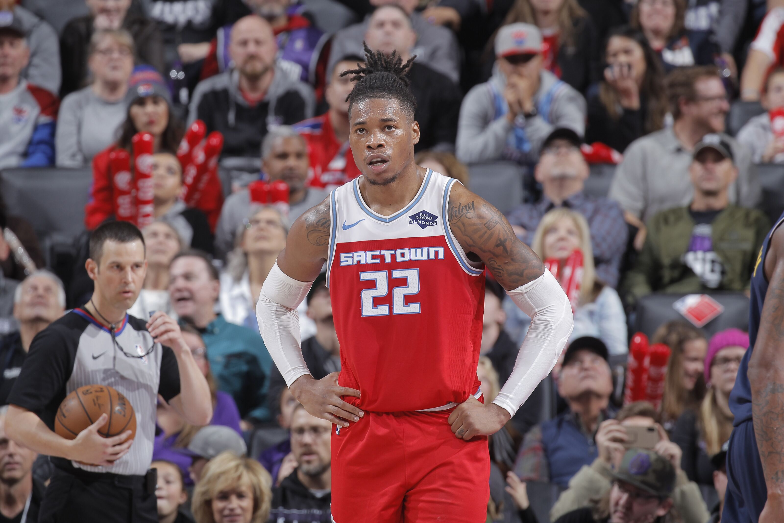 Richaun Holmes Has Been A Revelation For The Kings