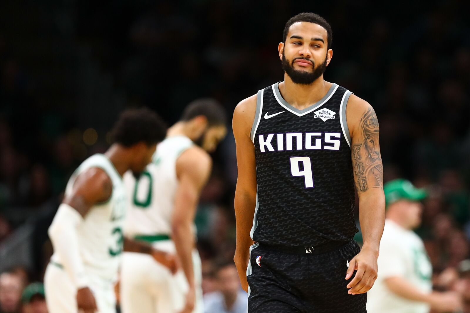 Doncic and Harden? No Problem For Kings Point Guard Cory Joseph