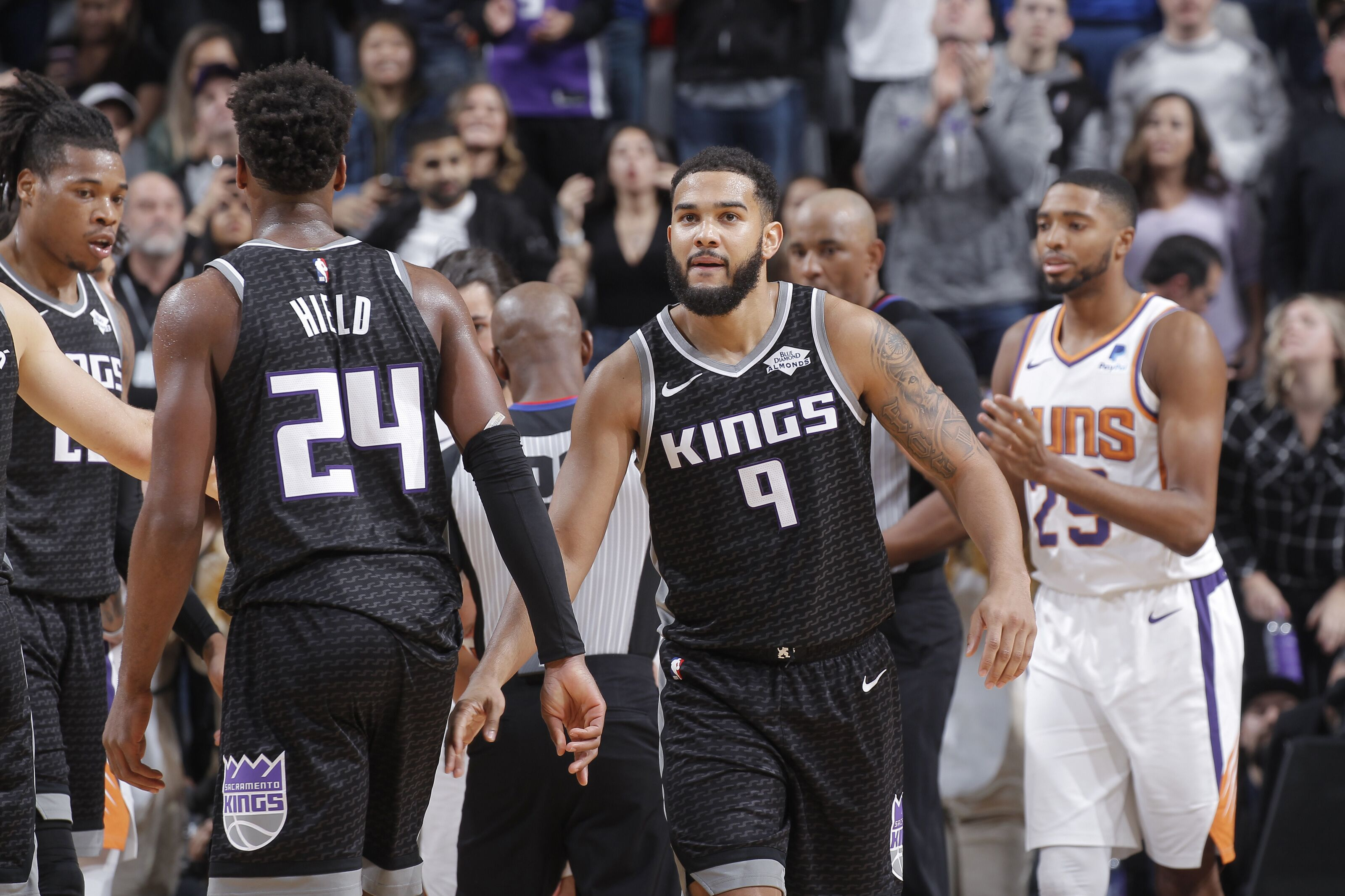 Kings vs. Suns Preview: The Harry Giles Game