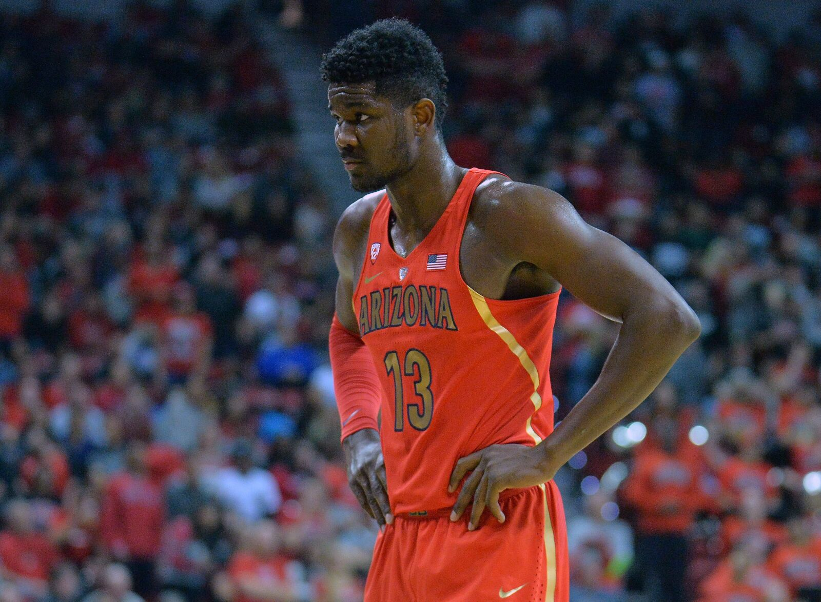 06c62f176e9 NBA Draft  DeAndre Ayton joins Marvin Bagley III signs with Puma