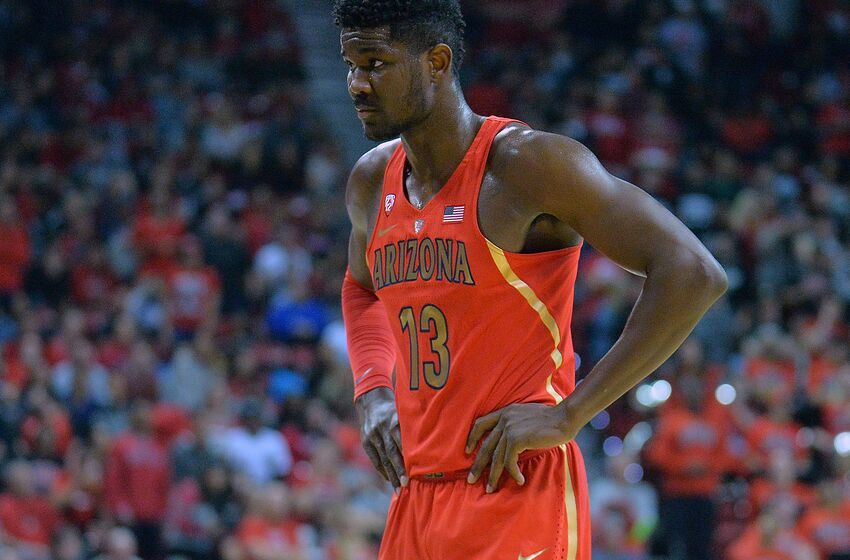 sports shoes e7f99 75936 NBA Draft: DeAndre Ayton joins Marvin Bagley III signs with Puma