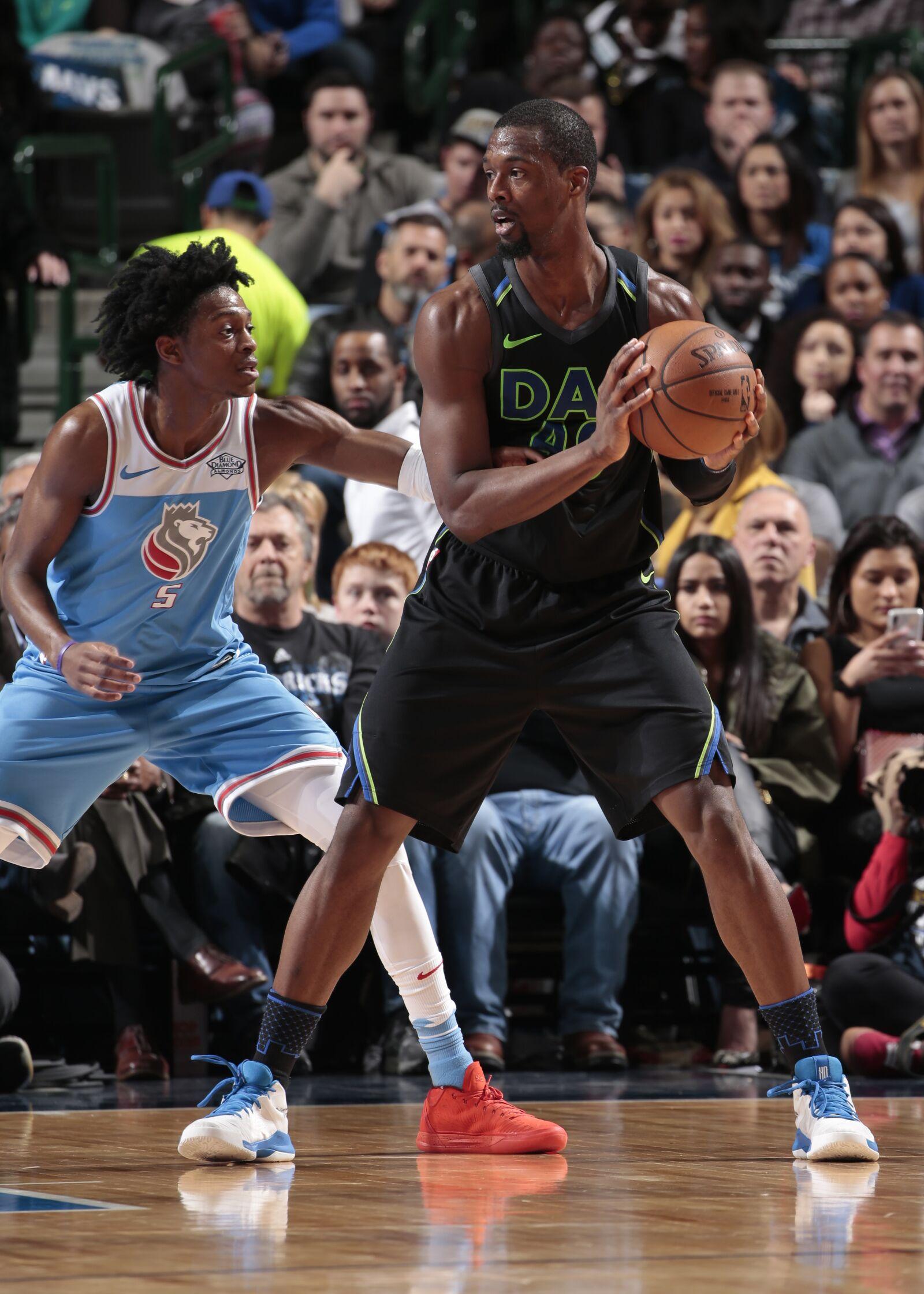 Sacramento Kings Acquire Harrison Barnes Through Trade