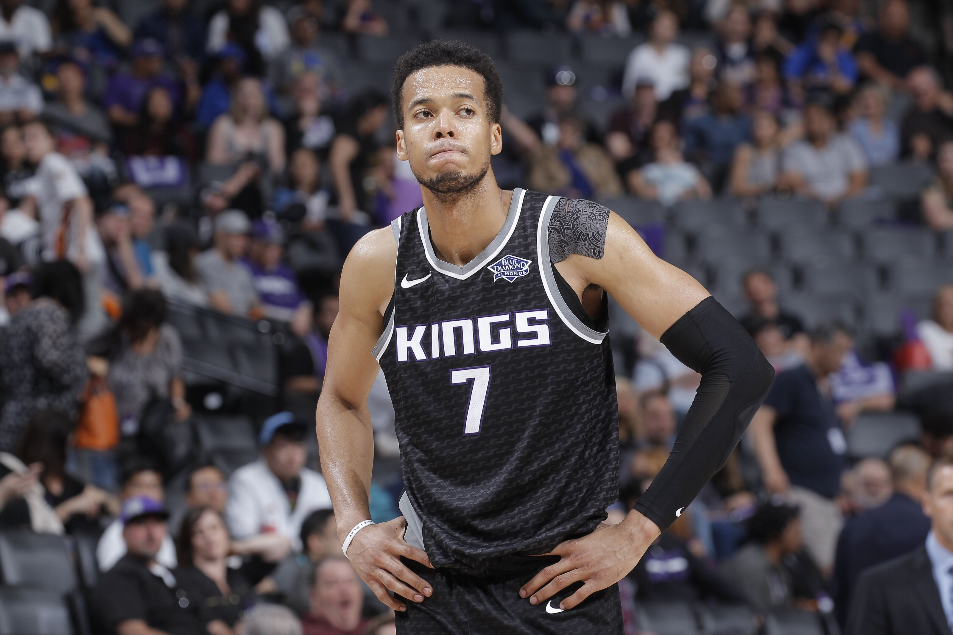 2ffe11d94b0 Sacramento Kings  Does Skal Labissiere Have A Future In Sac