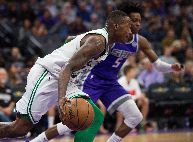 Celtics Vs Kings Image: Disastrous Fourth Quarter Costs Sacramento Kings Against