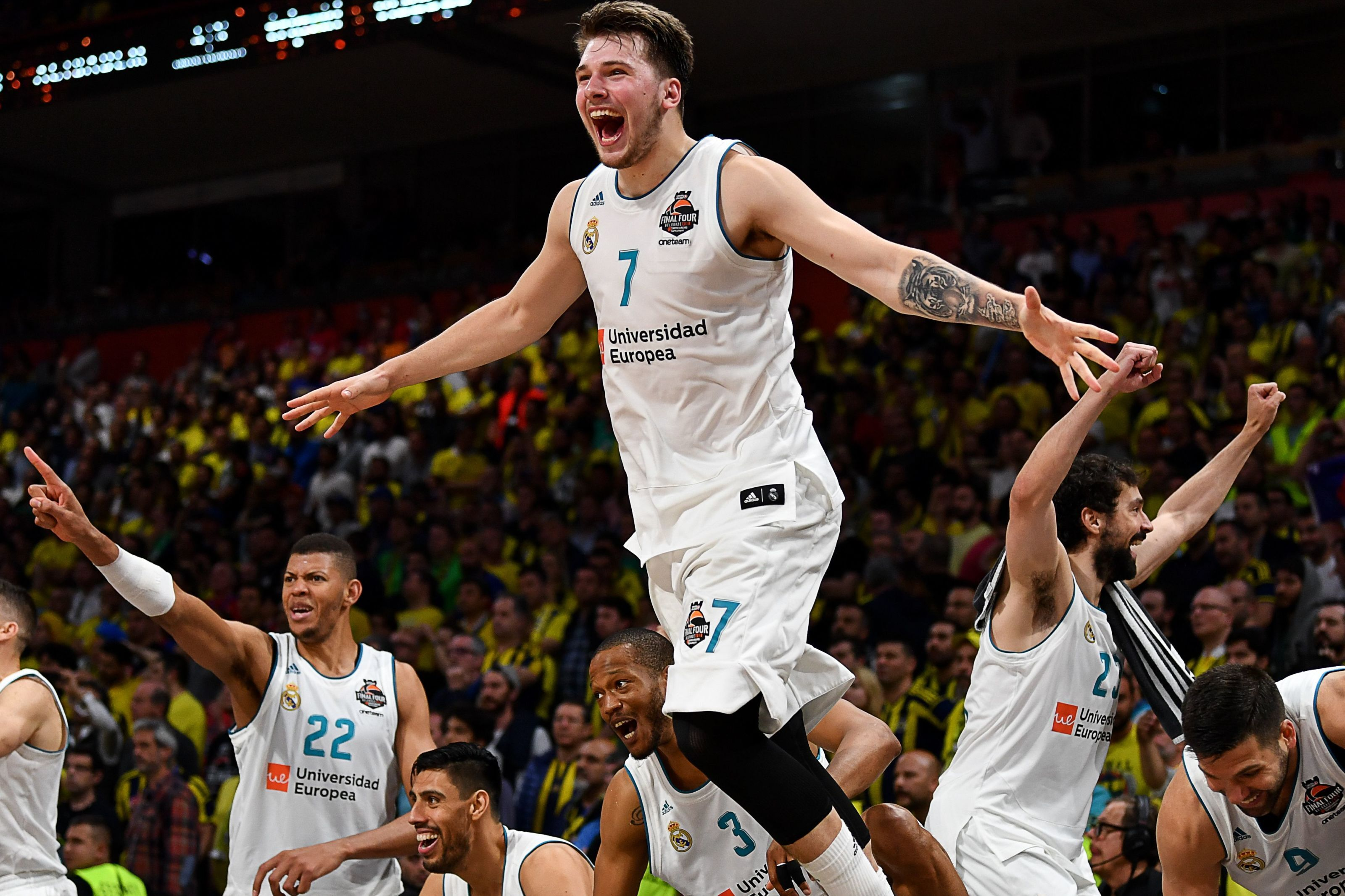 19f289b6c NBA Draft  Luka Doncic scouting report  Fit with Sacramento