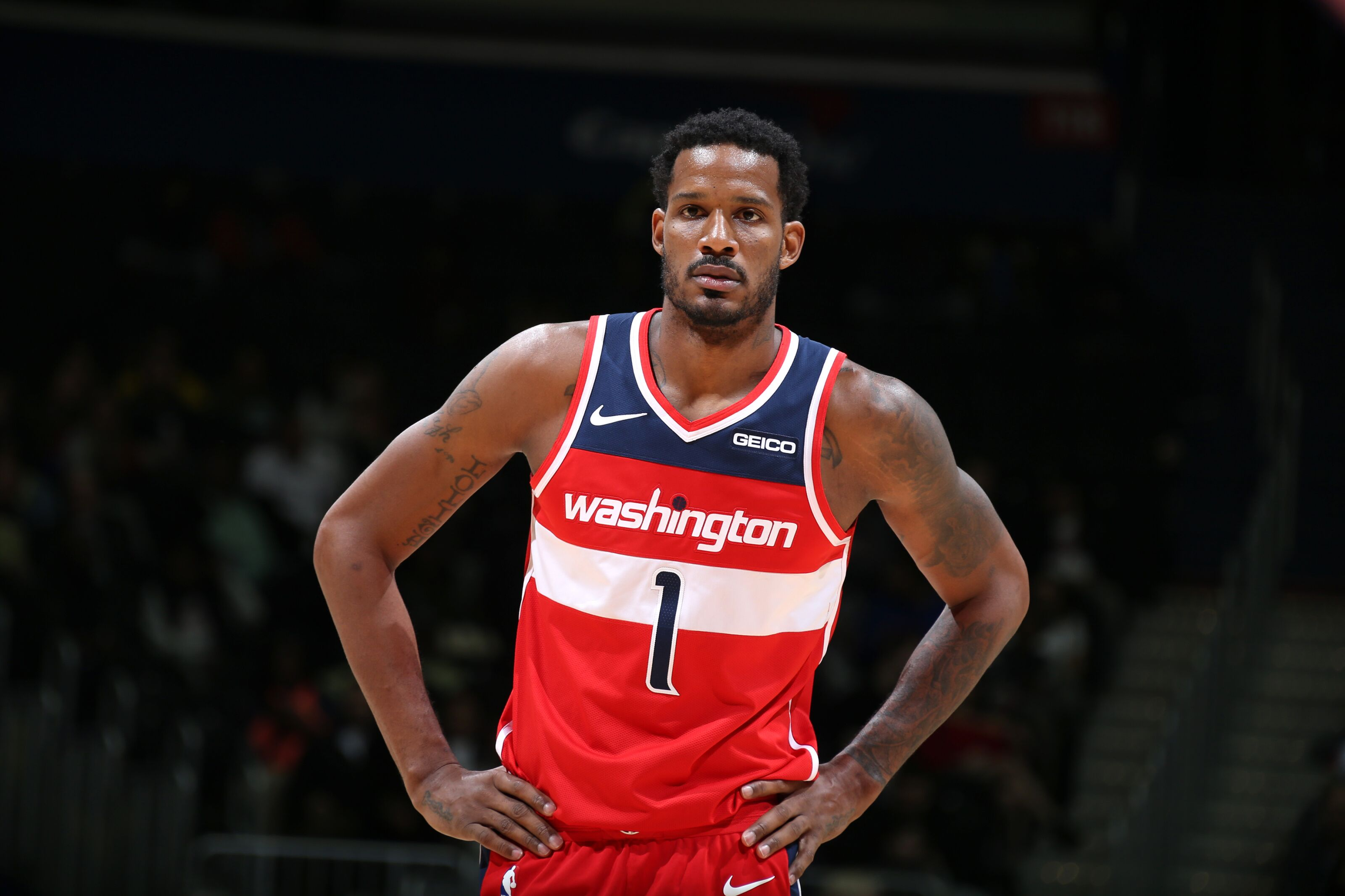 more photos 23d57 d649b What Will Trevor Ariza's Contributions To The Sacramento ...