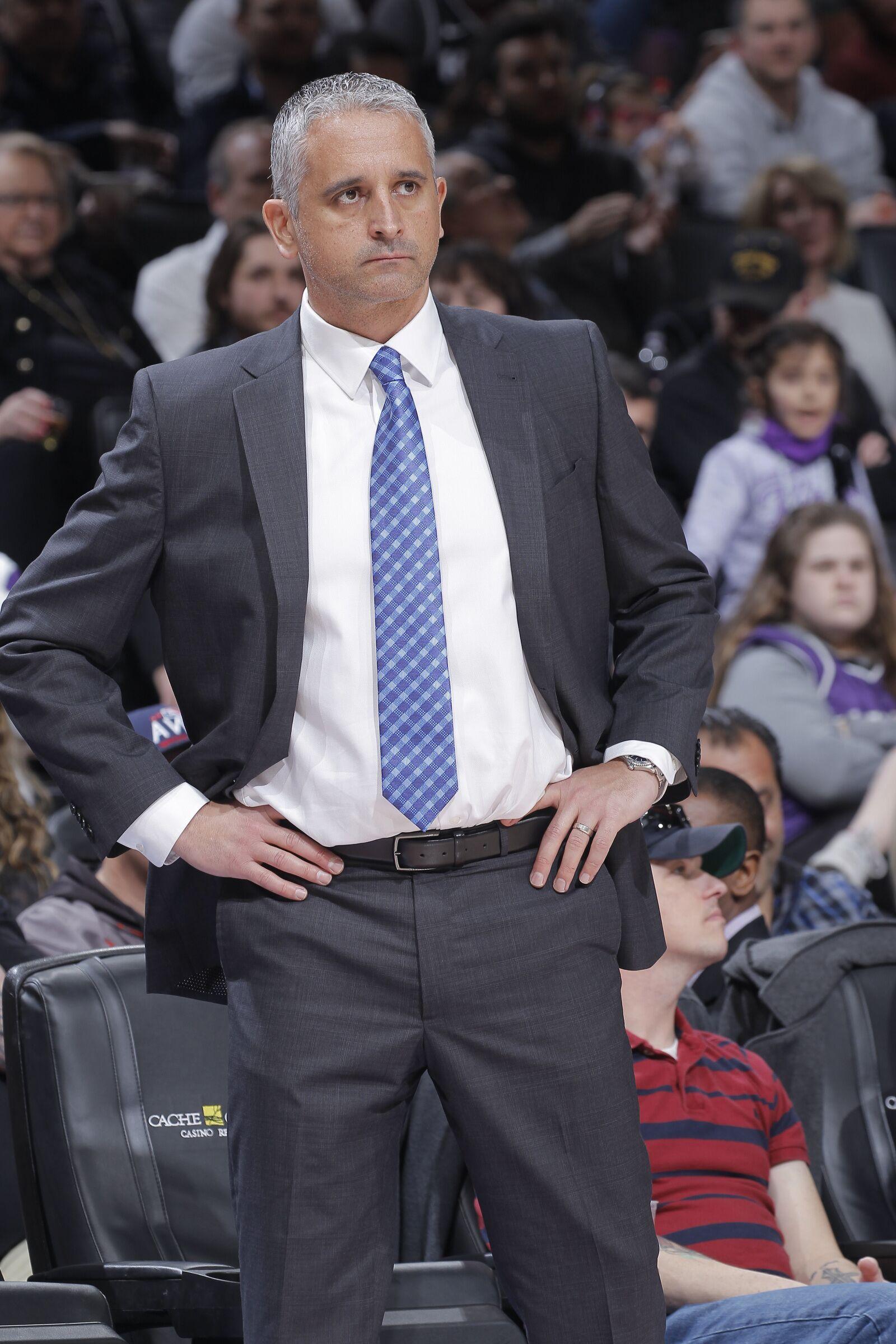 Sacramento Kings Coaching Staff Profiles: Igor Kokoskov