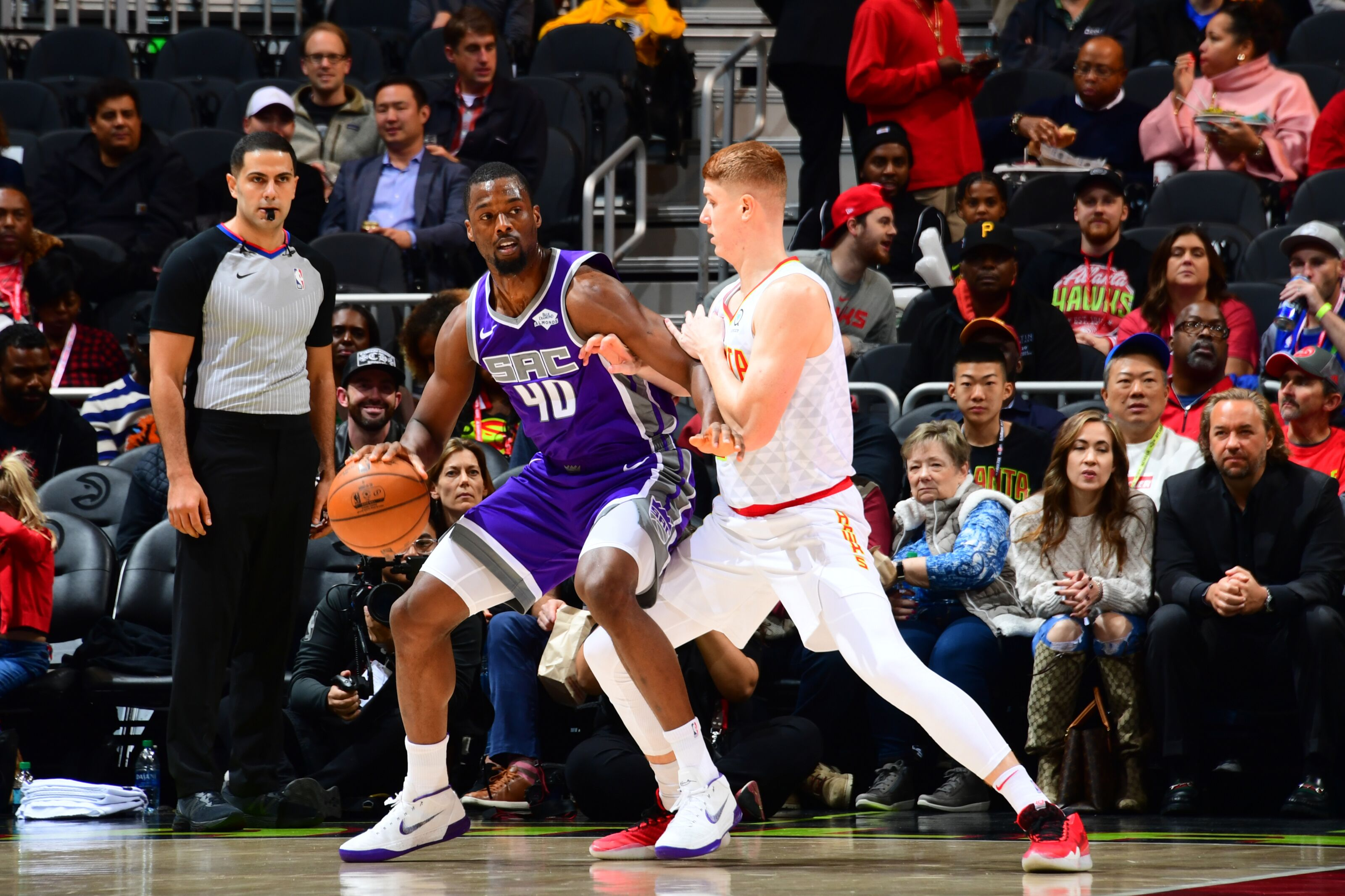 Sacramento ends the road trip with a win in Atlanta